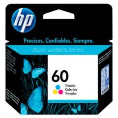 HP - Cartucho 60 tricolor