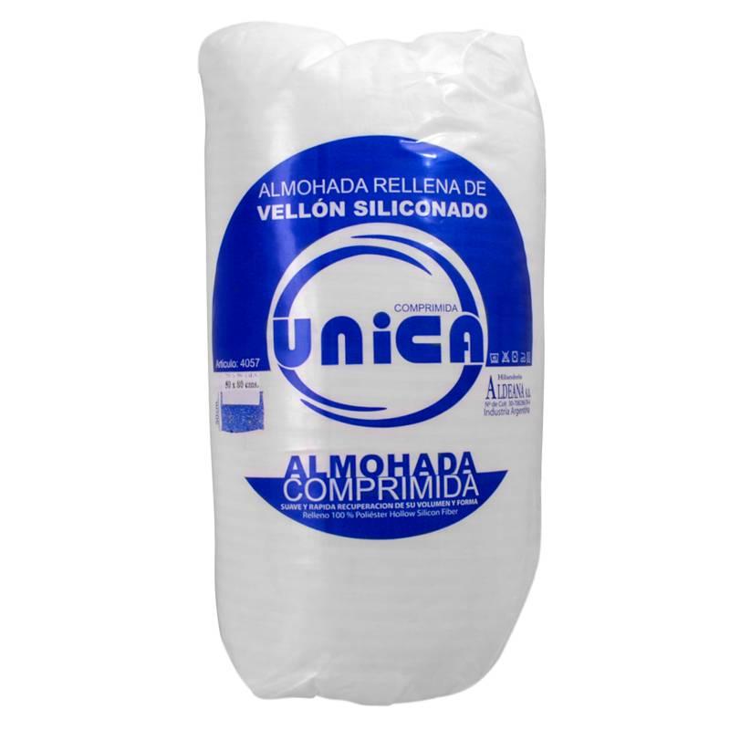 Mica - Almohada envasada al vacio tubo 50x80 cm