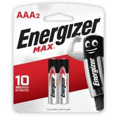 Energizer - Set por 2 pilas AAA