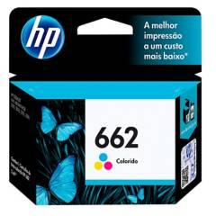 HP - Tinta 662 color