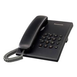 Teléfono Fijo KX-TS500AG Negro