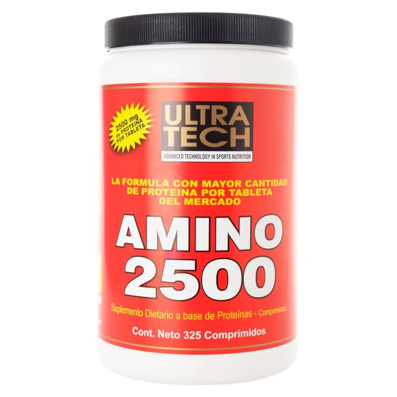 Ultra Tech - Amino 2500 325 comprimidos