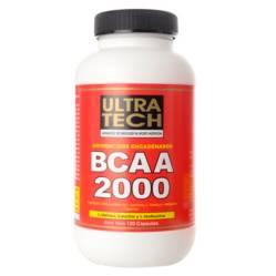 Ultra Tech - BCAA 120 cápsulas