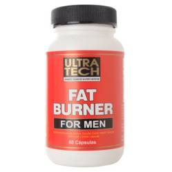 Ultra Tech - Fat Burner x 60 cápsulas men