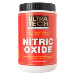 Ultra Tech - Nitric Oxide x 180 comprimidos