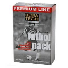 Ultra Tech - Premium Fútbol Pack x 30 packs