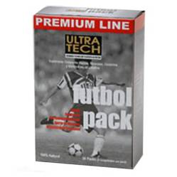 Ultra Tech - Premium Fútbol Pack x 30 packs