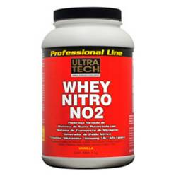 Ultra Tech - Whey Nitro NO2 1 kg vainilla