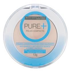 Polvo Compacto Pure Makeup Plus 9g