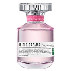Benetton - United Dreams Love Yourself EDT 80 ml