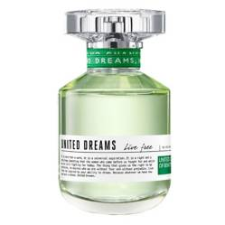 Benetton - United Dreams Live Free EDT 50 ml