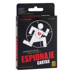 Yetem - Juego de mesa cartas de espionaje
