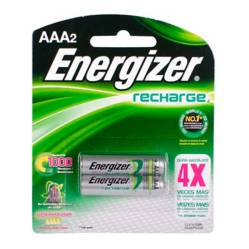 Energizer - Set por dos pilas AAA