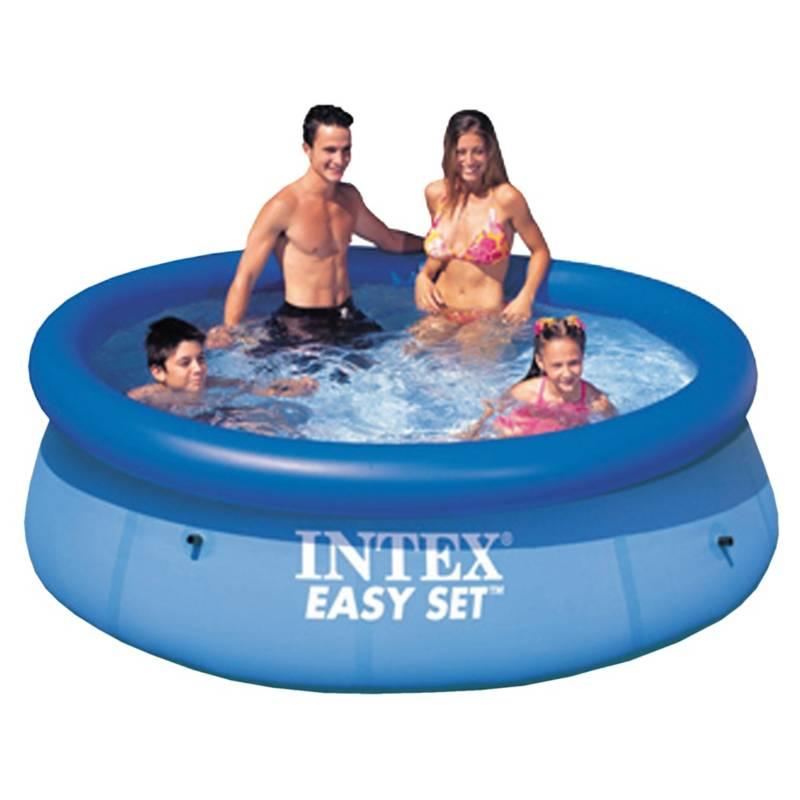 Intex - Pileta Easy Set 2430 lts