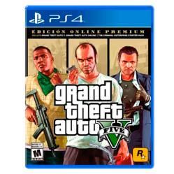 Video juego Grand Theft Auto V