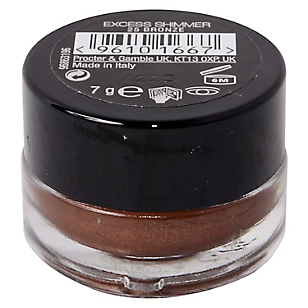 Excess Shimmer Eyeshadow 25