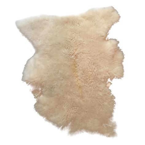 Alfombra cuero de oveja 50 x 70 cm estaci n ort z - Alfombra oveja ...