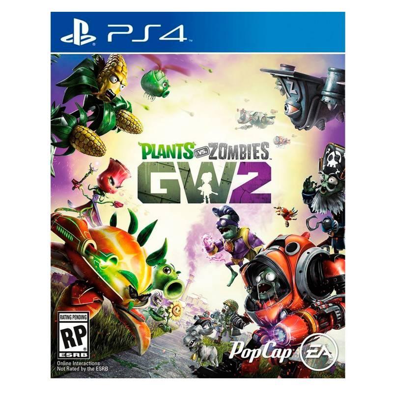 Sony - Videojuego Plants vs. Zombies Garden Warfare 2 PS4