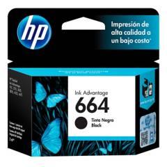 HP - Tinta 664 negro