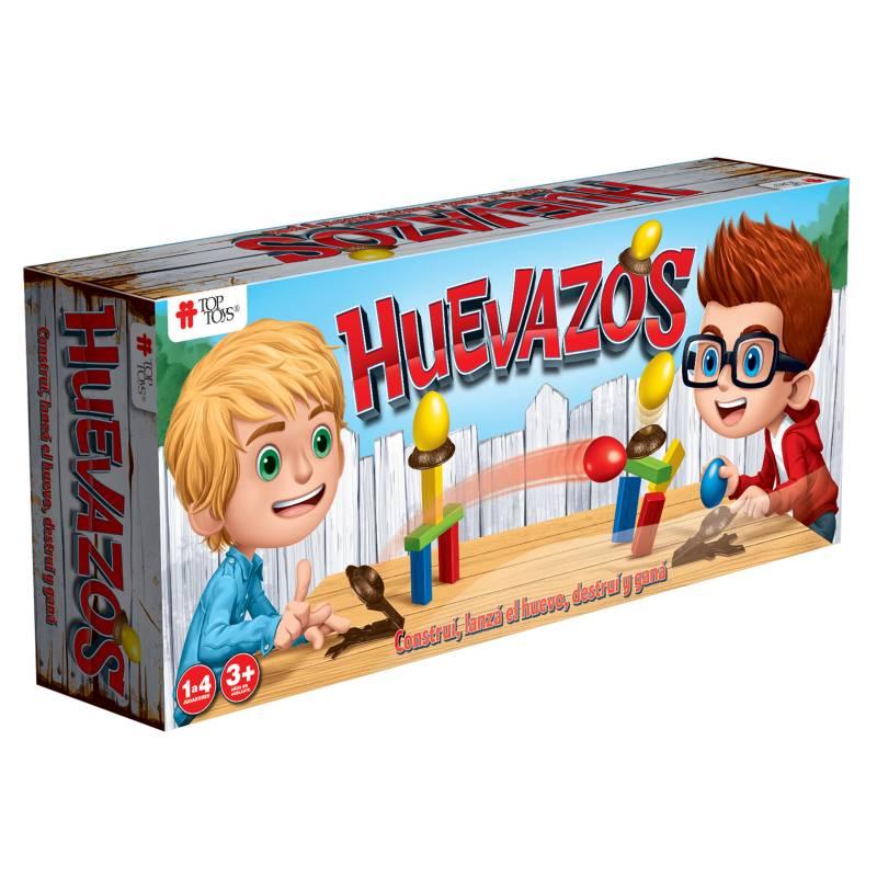 Top Toys - Juego de mesa Huevazos