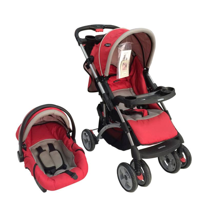 Bebitos - Coche travel system 25 kg