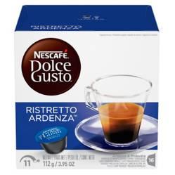 Nescafé - Pack por 16 cápsulas Ristretto Ardenza café Dolce Gusto