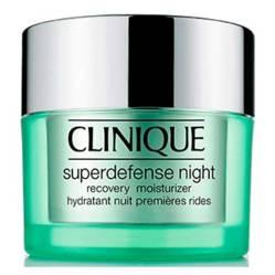 Clinique - Super Defense Recovery Night Moisturizer 50 ml