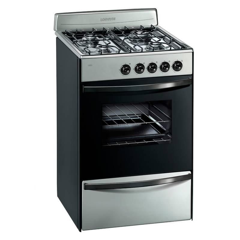 Longvie - Cocina multigas 13231XF 56 cm