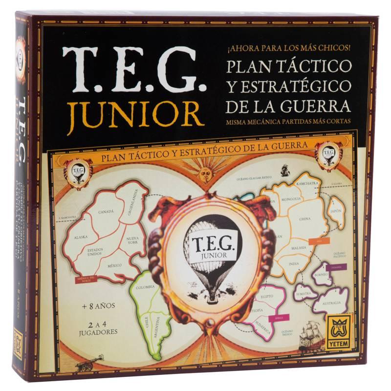 Yetem - Juego de mesa T.E.G Junior