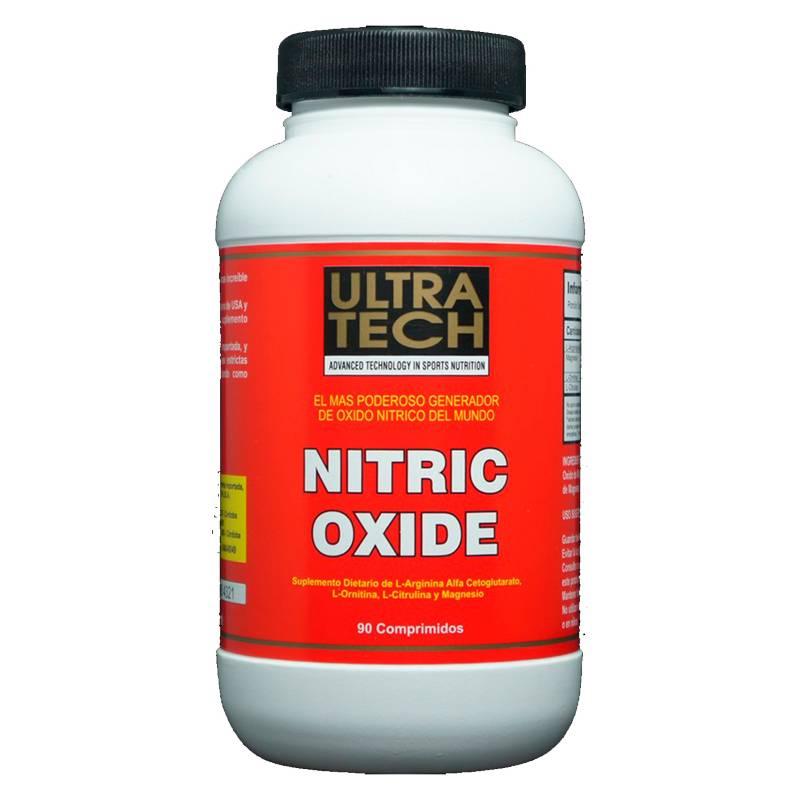Ultra Tech - Nitric Oxide x 90 comprimidos