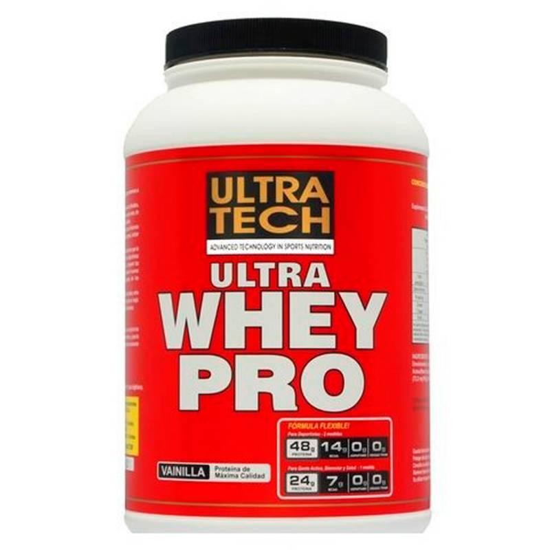 Ultra Tech - Ultra whey pro 1.5 kg vainilla