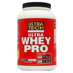 Ultra Tech - Ultra whey pro 1 kg frutilla