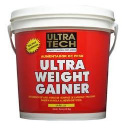 Ultra Tech - Ultra weight gainer 4.5 kg vainilla