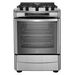 Whirlpool - Cocina a gas WF360XG 59 cm