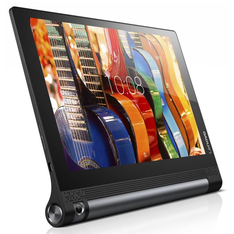 "Lenovo - Tablet YT3-X50F BLACK 10"" 16GB"