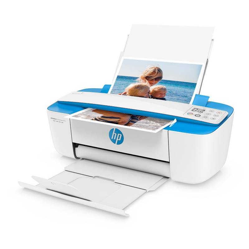 HP - Impresora multifunción Ink Advantage 3775