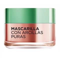 D Expertisse - Mascarilla de arcillas puras algas rojas exfoliante 75ml