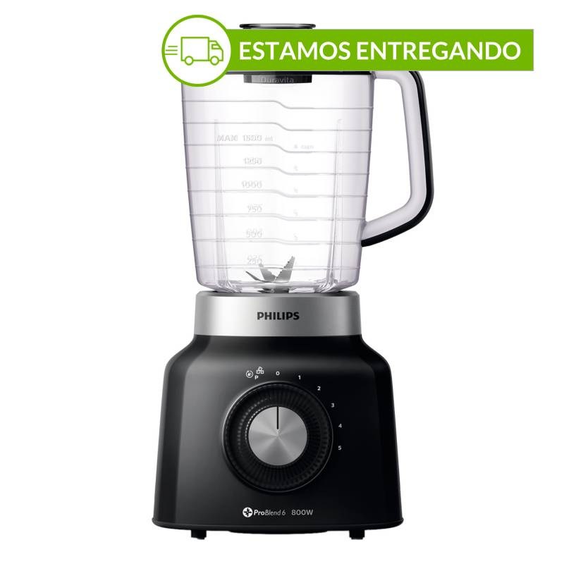Philips - Licuadora HR2135/90 2.4lt