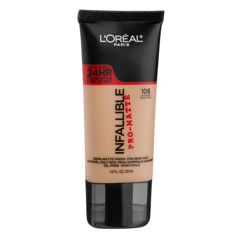 L'Oréal Paris - Base Infallible 24h Matte 30ml