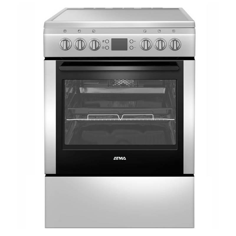 Atma - Cocina eléctrica CCE3220X 60 cm