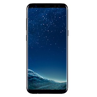 Celular libre Galaxy S8 Midnight black