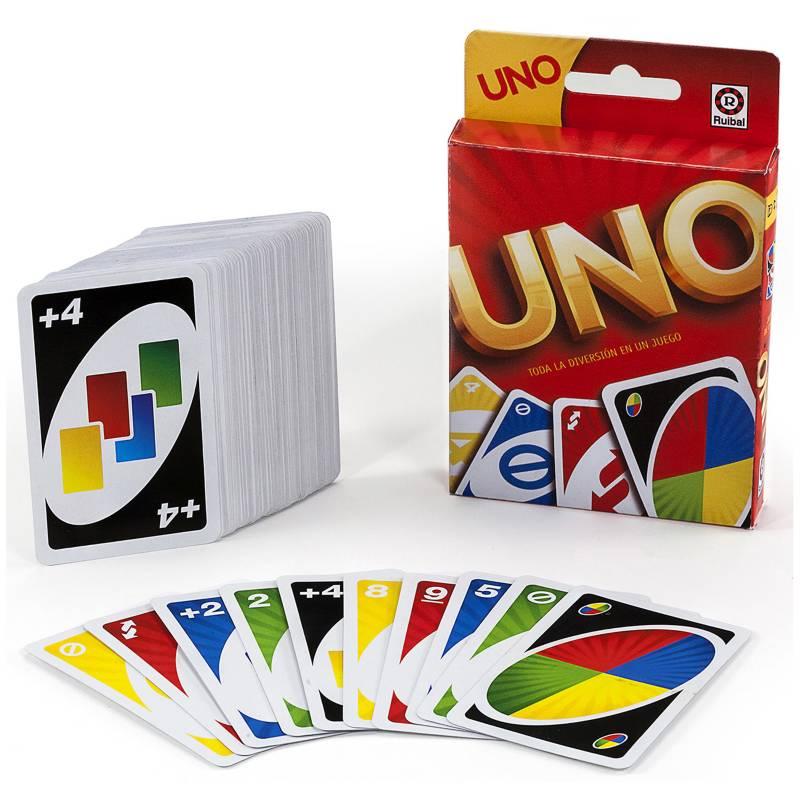 Ruibal - Juegos de mesa UNO