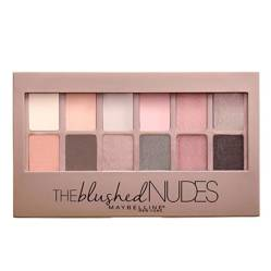 Maybelline - Paleta de Sombras The Blushed Nudes 23g