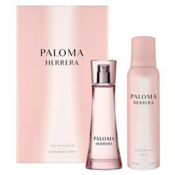 Paloma Herrera - Cofre EDP 60 ml + deo 123 ml