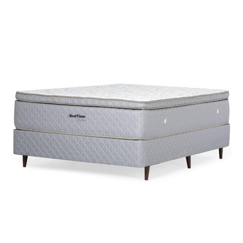 BedTime - Sommier Boutique Inspirant 2 plazas 140x190 cm