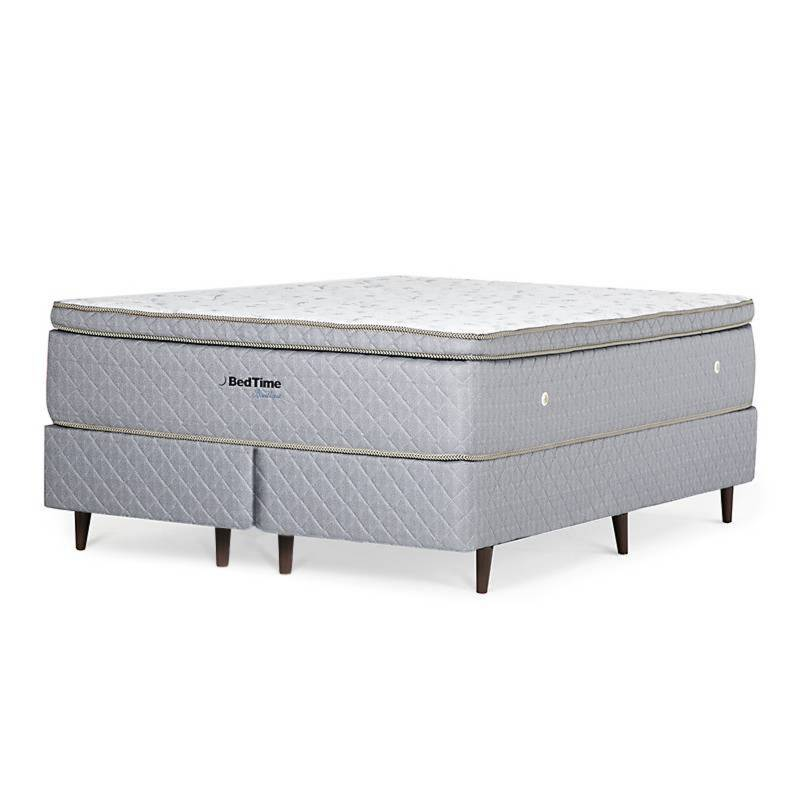 BedTime - Sommier Boutique Inspirant súper king 200x200 cm