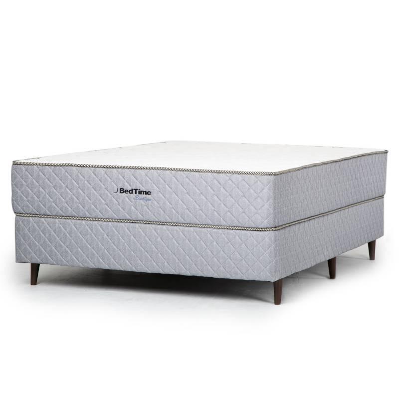 BedTime - Sommier Boutique Optimus 2 plazas 140x190 cm