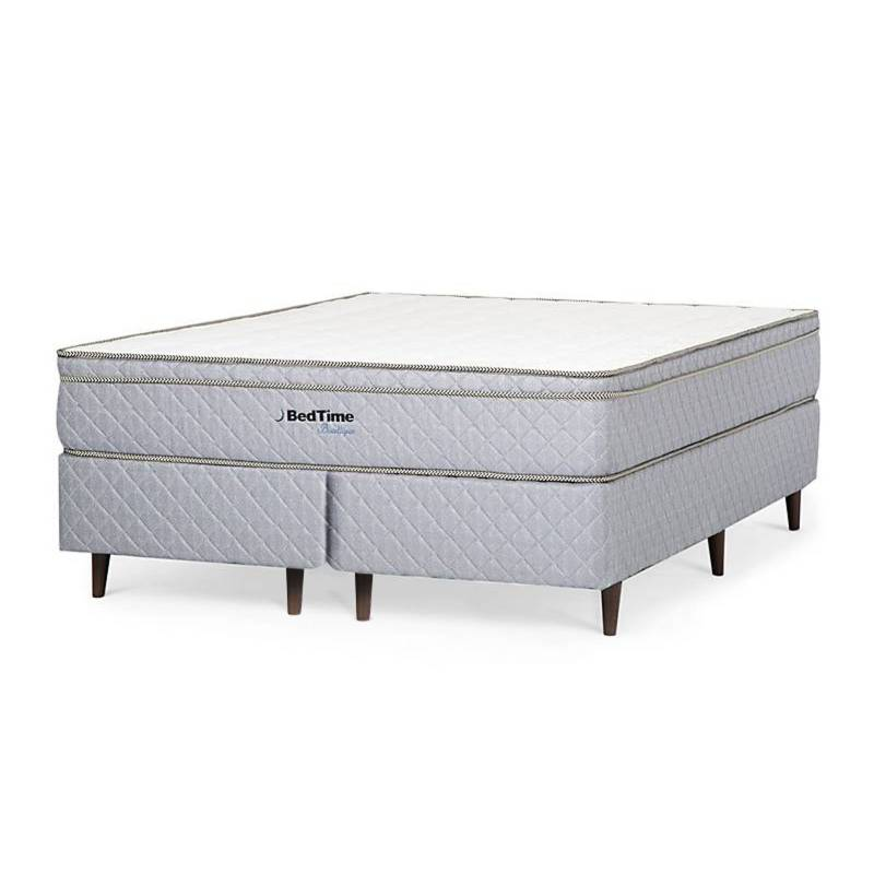 BedTime - Sommier Boutique Serenity súper king 200x200 cm
