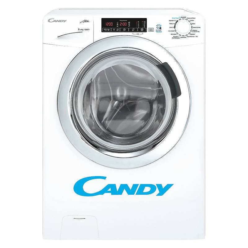 Candy - Lavasecarropas Smart Touch GVSW286T 8/6 kg