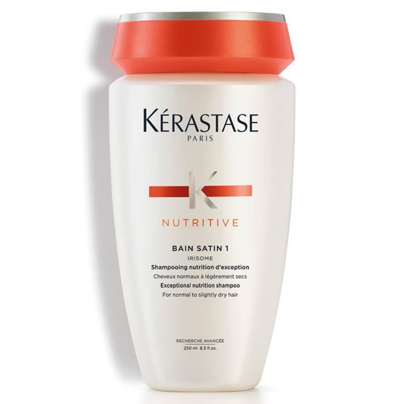 KÉRASTASE - Shampoo cabello seco Bain Satin 1 Nutritive